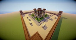 China City (Spawn, lobby or hub) By PentagonalMC Team Minecraft Map & Project