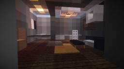 Modern Room Minecraft Map & Project