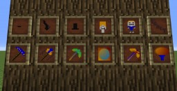 New Funny Weapns Minecraft Texture Pack