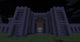PvP faction Spawn Minecraft Map & Project