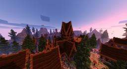 Atterotia(Village Spawn) Minecraft Map & Project