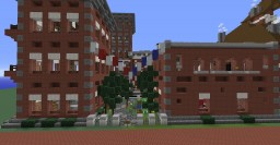 Victorian Architecture Build Contest Minecraft Map & Project