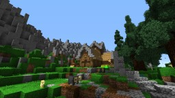 Caefall Shire So Far... Minecraft Map & Project