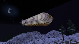 Royal Yacht Britannia Minecraft Map & Project