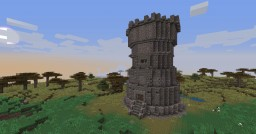 Free to use - Guard Tower Minecraft Map & Project