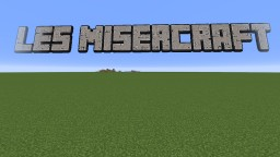Les Misercraft Minecraft Map & Project