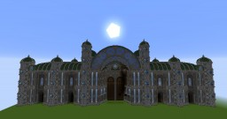 Cathedral - Work in Progress Minecraft Map & Project