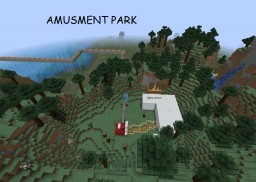 ROLLER COASTER alpha Minecraft Map & Project