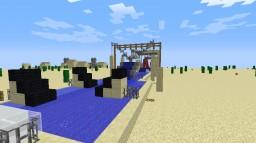 Minecraft Ninja Warrior: Desert Finals Minecraft Map & Project