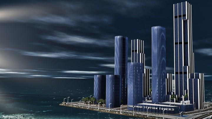 Popular Project : Shenwan Station Towers Plot, Shenzhen GD