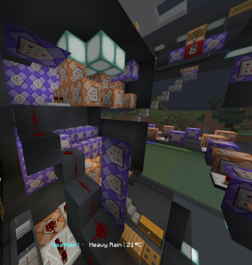 A small look at the commands behind it. There are way more, however cannot fit into one screenshot!
