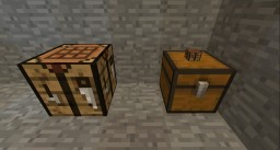 Custom NBT Crafting Utility & NEW Crafting Chest Minecraft