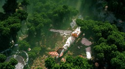 Amazonia - Survival Games Map Minecraft Map & Project