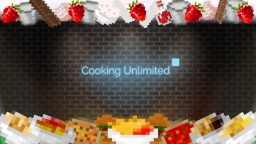 Cooking Unlimited for 1.12.2 / 1.11.2 - Custom food mod Minecraft Mod