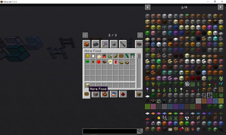 Popular Mod : More Items Mod 2 Version 5.0