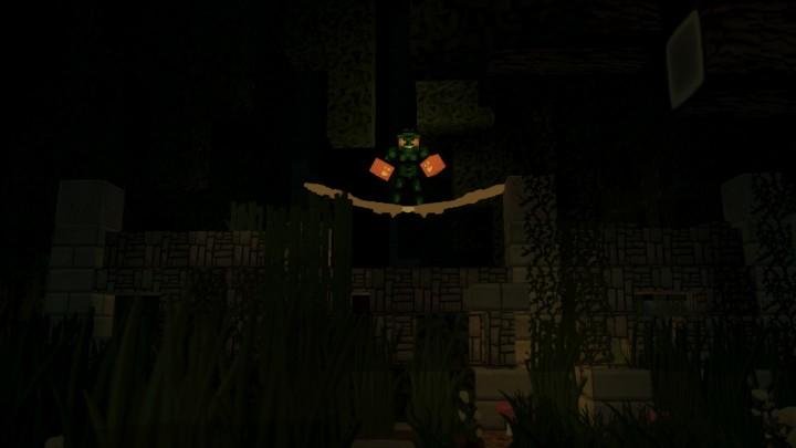 The sinister Green Goblin!