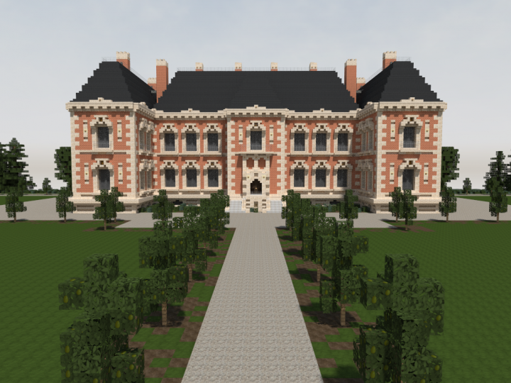 Popular Project : Chateau