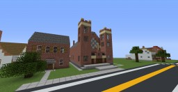 Bonneauville, Pennsylvania - Town Project Minecraft Map & Project