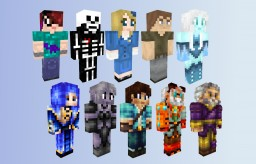My journey as a skin creator Minecraft Blog