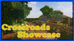 Hobbit Crossroads Showcase Minecraft Map & Project