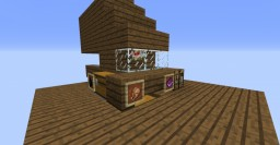 Fully Automated Chicken Cooker Minecraft Map & Project