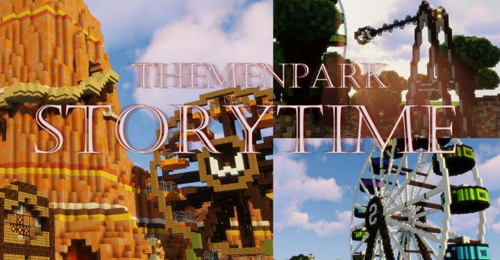 Popular Server Project : [Creative Project] Themepark Storytime