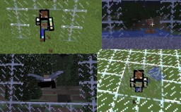 Glass Breaking DataPack Minecraft Mod
