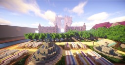 Daybreak Town - Kingdom Hearts Union χ Minecraft Map & Project