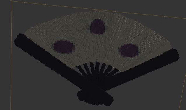 Temari's Fan