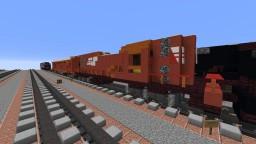 "NS 34 ""Brick"" Minecraft Map & Project"