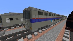 Pacific Parlor Car Minecraft Map & Project