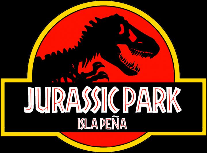 JURASSIC PARK - Isla Pena logo