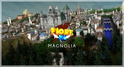 Fairytail Magnolia - Old Project Minecraft Map & Project