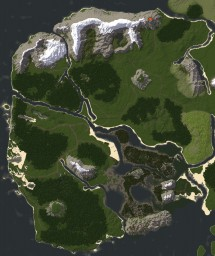West Timbervalley Minecraft Map & Project
