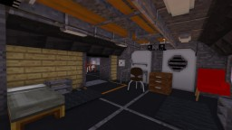 fallout 3 vault 101 Minecraft Map & Project