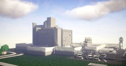 NYC Correction Prison Minecraft Map & Project
