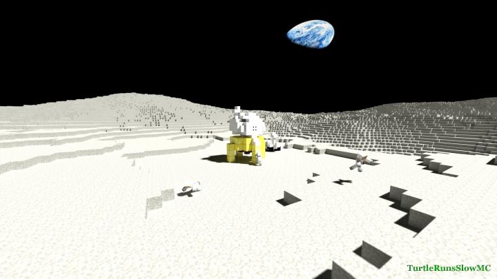 Just a random lunar lander...