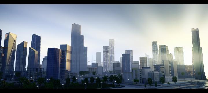 Emirate Hills - Render By Ryer
