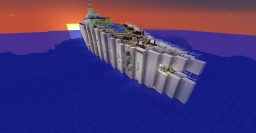 Superyacht - Pride of Brazil - Pride Class Minecraft Map & Project