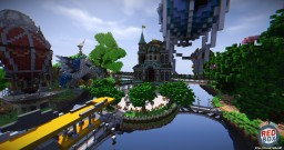 VerDriz | Hub in 2017. Minecraft Map & Project