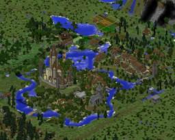Pumpton Empire Minecraft Map & Project