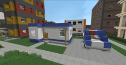 POLICE STATION Minecraft Map & Project