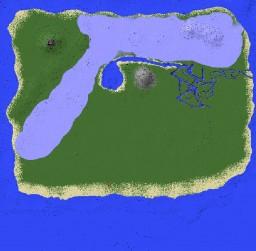Atros Landscape [5K x 5K] (NO ORES) Minecraft Map & Project