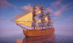 Spanish ship Minecraft