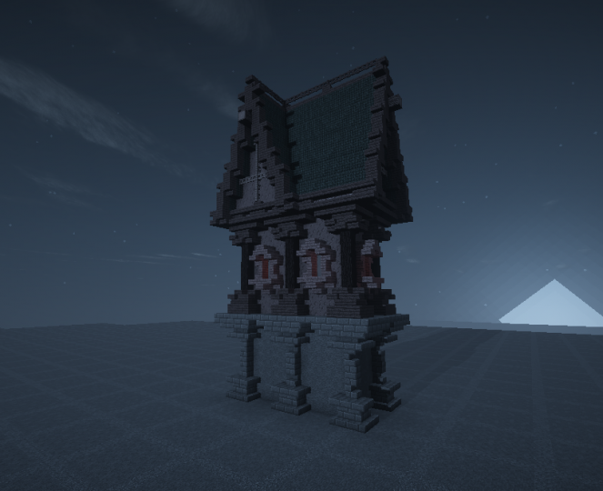 Popular Project : Small Hypixel House