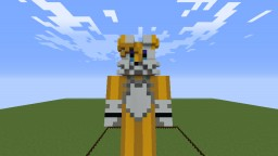 Skin Tails Minecraft Map & Project