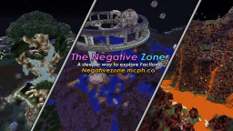 The Negative Zone - BRAND NEW! CUSTOM DUNGEONS! CUSTOM FACTIONS Minecraft Server