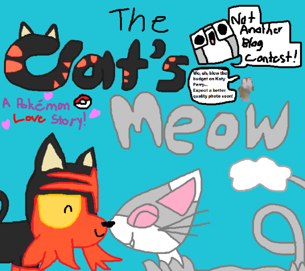 Popular Blog : The Cat's Meow - A Pokemon Love Story!