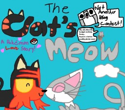 The Cat's Meow - A Pokemon Love Story! Minecraft Blog Post