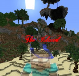 The Island: Adventure Map Minecraft Map & Project
